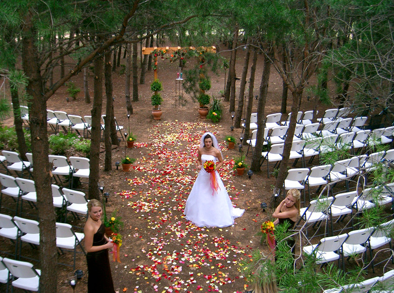 Vineyard Ceremony Makes your Wedding Special Fashion Dresses